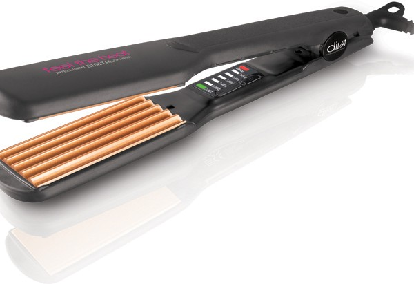 Feel The Heat Intelligent Digital Crimper